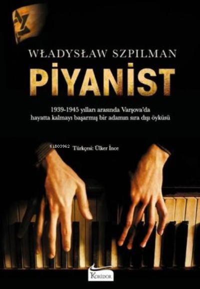 Piyanist ( Bez Ciltli )