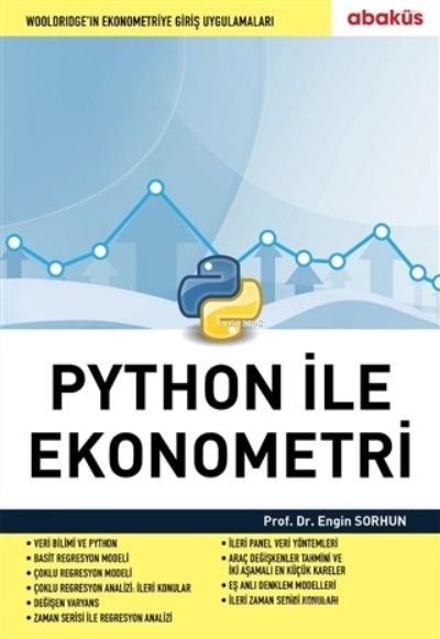 Python ile Ekonometri;Wooldridge'in Ekonometriye Giriş Uygulamaları