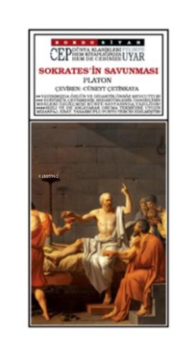 Sokrates'in Savunması ( Cep Boy )