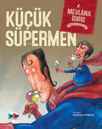 Küçük Süpermen ( Karton Kapak )