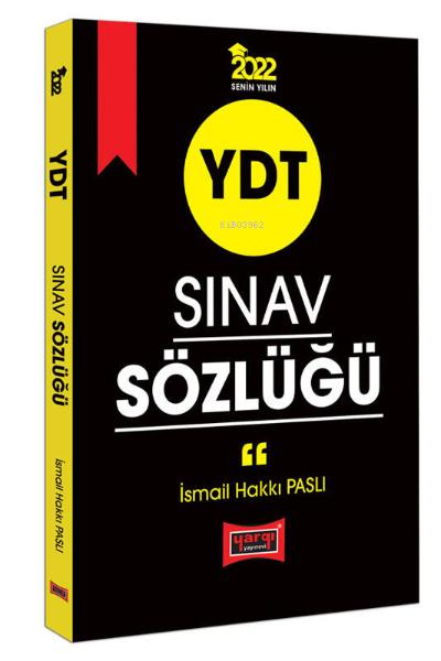 YDT Sınav Sözlüğü