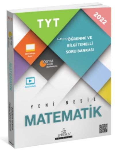 TYT Matematik Öğrenme ve Bilgi Temelli Soru Bankası