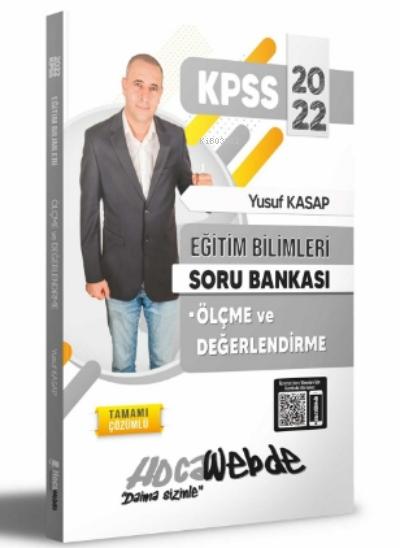 2022 KPSS Eğitim Bilimleri Ölçme ve Değerlendirme Tamamı Çözümlü Soru Bankası