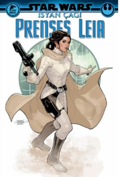 Star Wars: İsyan Çağı, Prenses Leia