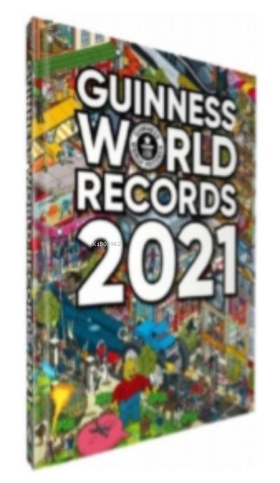 Guinness Dünya Rekorlar 2021 - 2022 Takım 2 Kitap
