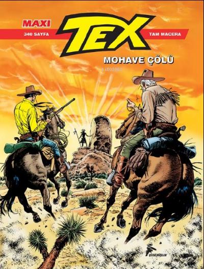 Tex Maxi 9;Mohave Çölü