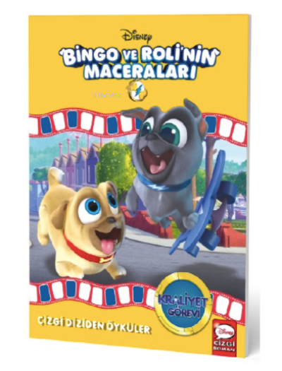 Disney- Bingo ve Roli'nin Maceraları - Çizgi Diziden Öyküler