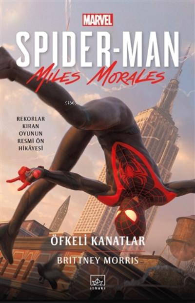 Spider-man: Öfkeli Kanatla