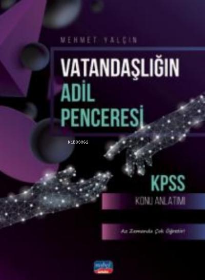 KPSS Vatandaşlığın Adil Penceresi - KPSS Konu Anlatımı