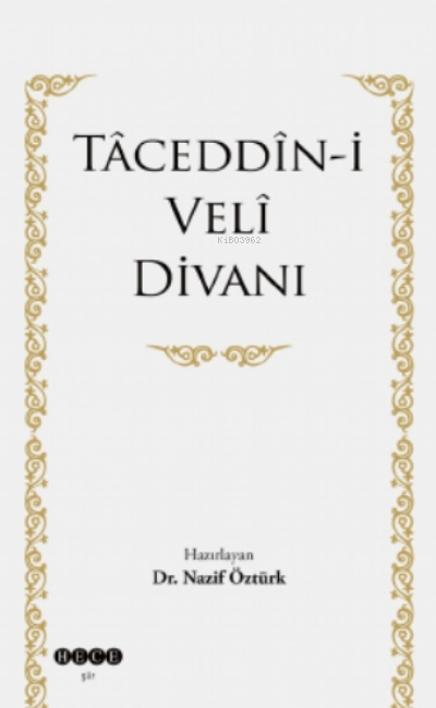Taceddin - i Veli Divanı