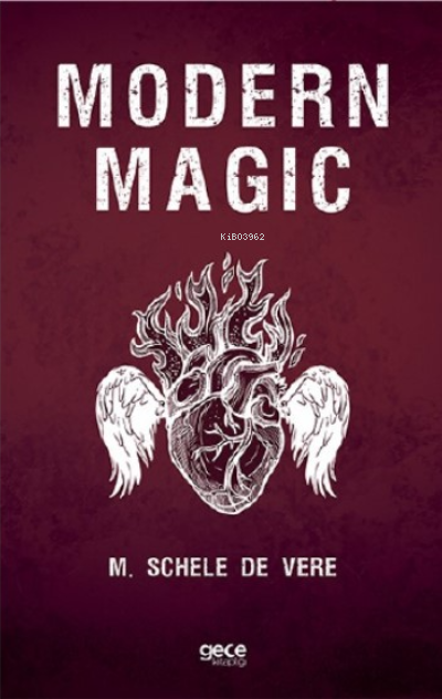 Modern Magic - ön kapakModern Magic - arka kapak Modern Magic