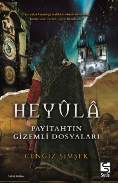 Heyula;Payitahtın Gizemli Dosyaları
