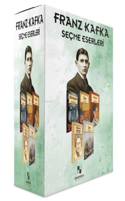 Franz Kafka 5 Kitap Set