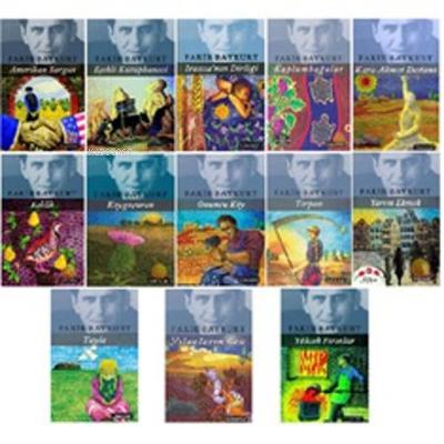 Fakir Baykurt Romanları Seti (14 Kitap Takım)