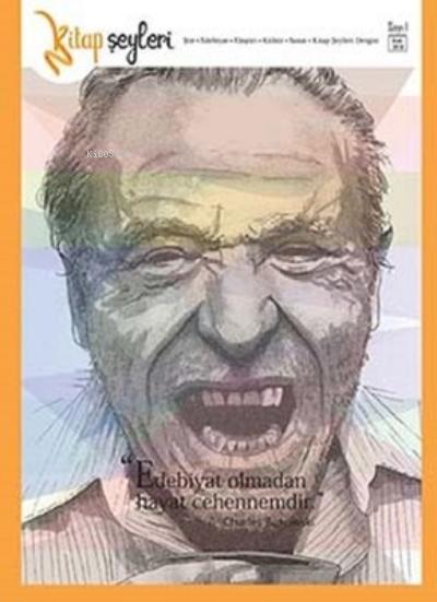Kitap Şeyleri Dergisi Sayı: 1 Ocak 2018