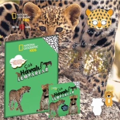 Çok Havalı Leopar; National Geographic Kids