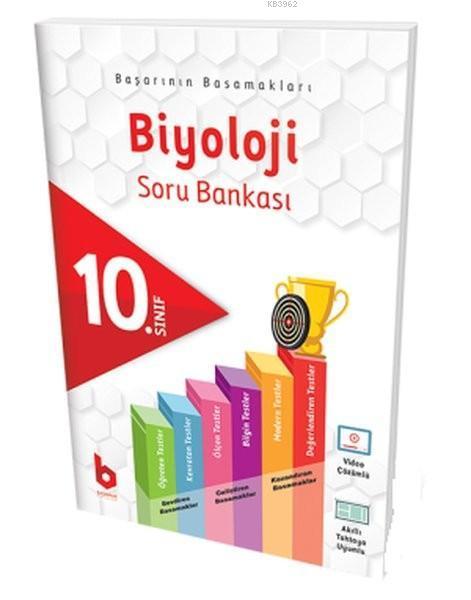 Basamak 10.Sınıf Biyoloji Soru Bankası