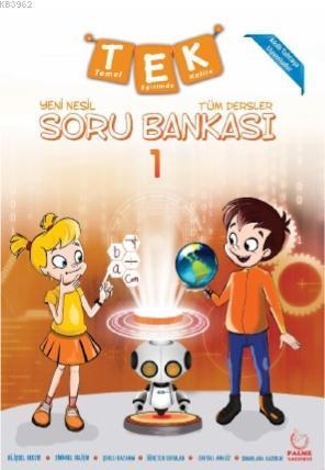 1 . Sınıf Tüm Dersler Yeni Nesil Soru Bankası