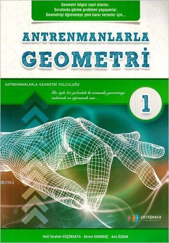 Antrenman Yayınları Antrenmanlarla Geometri 1 Antrenman