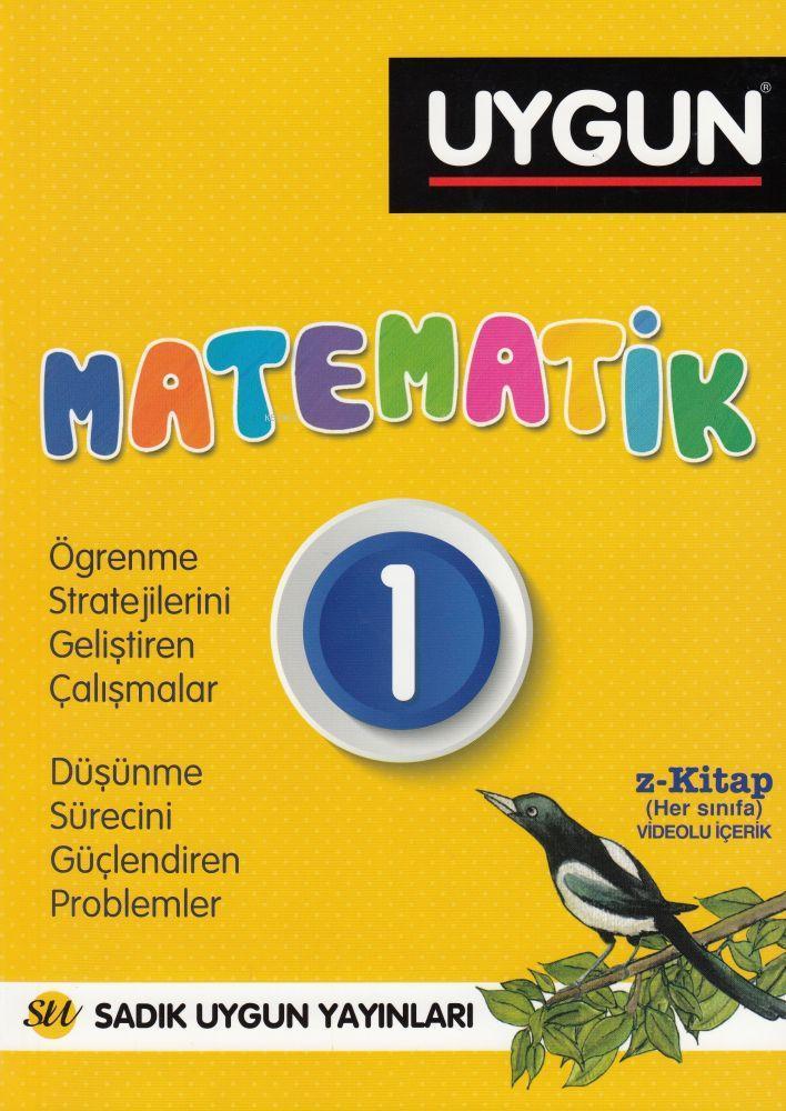 Sadık Uygun Yayınları 1. Sınıf Matematik Sadık Uygun
