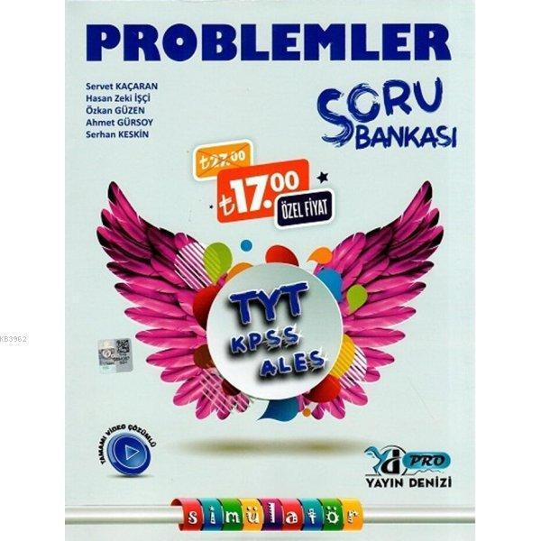 Yks Ayt Pro S.B. Problemler - 2021