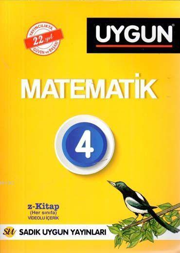 Sadık Uygun Yayınları 4. Sınıf Matematik Sadık Uygun