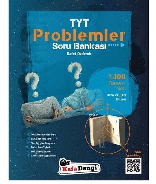 Kafadengi Yayınları TYT Problemler Soru Bankası Siber Öğrenci Koçu Orta ve İleri Düzey Kafadengi