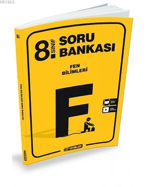 Hız Yayınları Fen Bilimleri Soru Bankası
