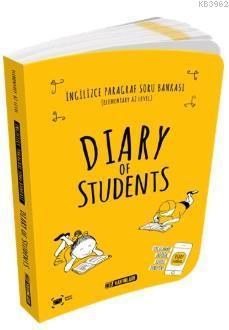 Hız Yayınları Diary of Students - İngilizce Paragraf Soru Bankası Hız
