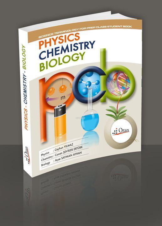 Pysics, Chemistry, Biology; Science Terminology for Prep Class Student Book