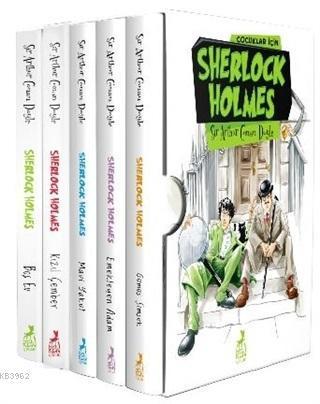 Çocuklar İçin Sherlock Holmes Seti