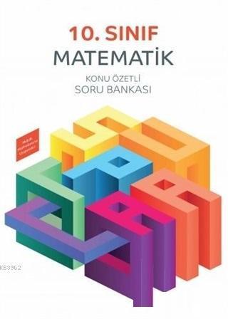 Supara Yayınları 10. Sınıf Matematik Konu Özetli Soru Bankası Supara