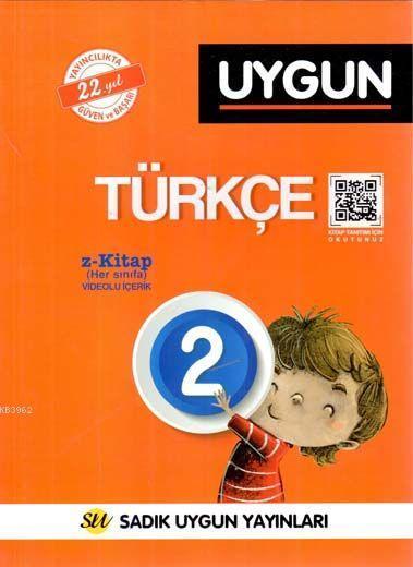 Sadık Uygun Yayınları 2. Sınıf Türkçe Sadık Uygun