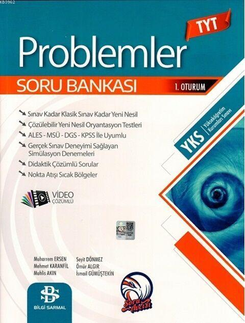Bilgi Sarmal Tyt Soru Bankası Problemler