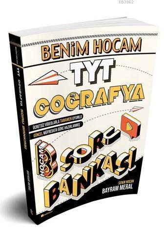 Benim Hocam Yayınları TYT Coğrafya Soru Bankası Benim Hocam