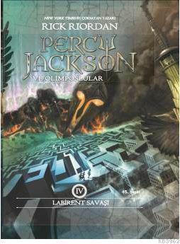 Labirent Savaşı Hc - Percy Jackson 4