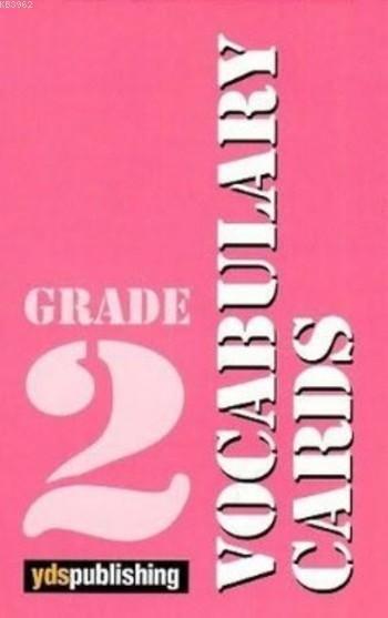 Vocabulary Cards Grade 2