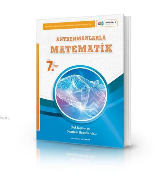 Antrenman Yayınları 7. Sınıf Antrenmanlarla Matematik Antrenman