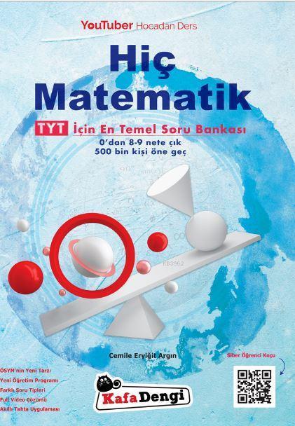 Kafa Dengi Yayınları TYT Hiç Matematik Soru Bankası Kafa Dengi