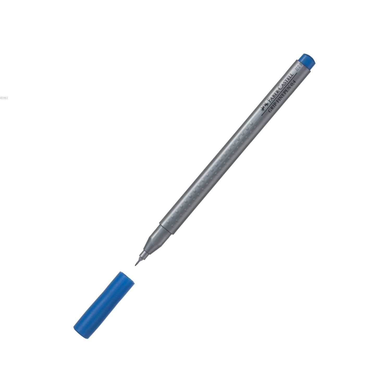 Faber-Castell Grip Finepen 0.4Mm, Mavi