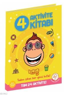 Kukuli Aktivite Kitabı 4