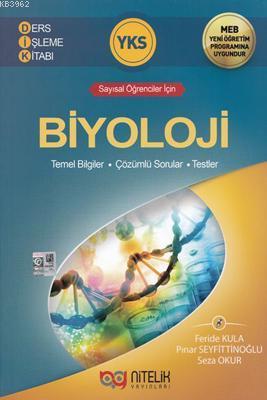 Nitelik Yayınları YKS Biyoloji Konu Anlatım Ders İşleme Kitabı Yeni