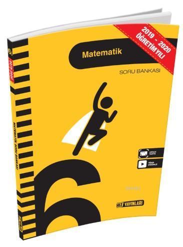 Hız Yayınları 6. Sınıf Matematik Soru Bankası Hız