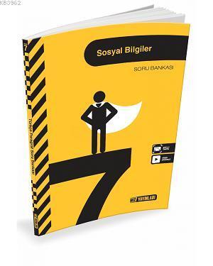 Hız Yayınları Sosyal Bilgiler Soru Bankası