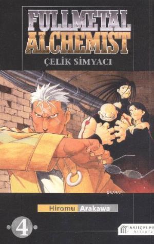 Fullmetal Alchemist - Çelik Simyacı 4