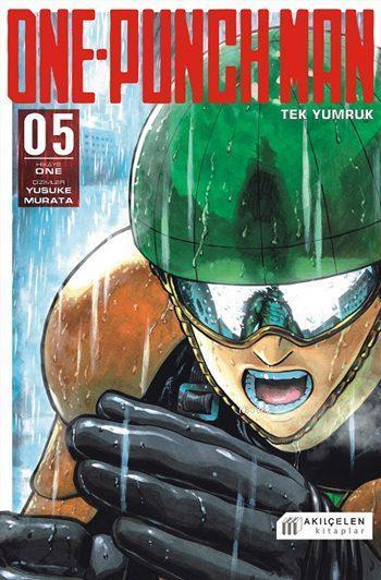 One-Punch Man - Cilt 5; Tek Yumruk