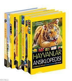 National Geographic Kids Dev Ansiklopedi Seti 5 Kitap