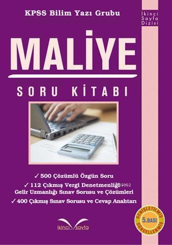 Maliye Soru Kitabı 2015