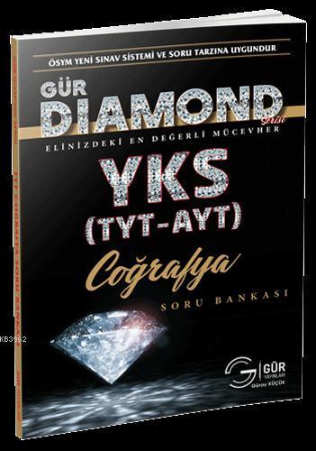 Gür Yayınları DIAMOND TYT AYT Coğrafya Soru Bankası Gür