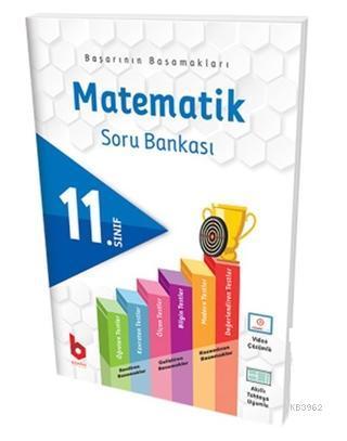 Basamak 11.Sınıf Matematik Soru Bankası